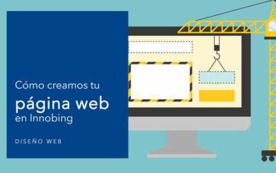Cómo creamos tu página web en Innobing