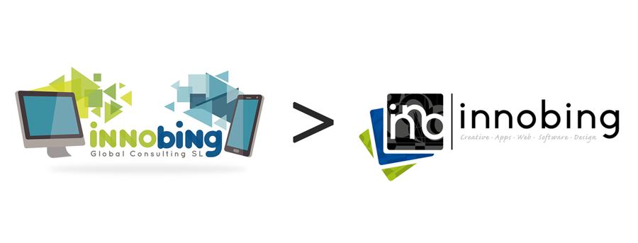 Logo Innobing Rediseñar Web
