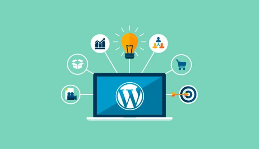Logos de WordPress