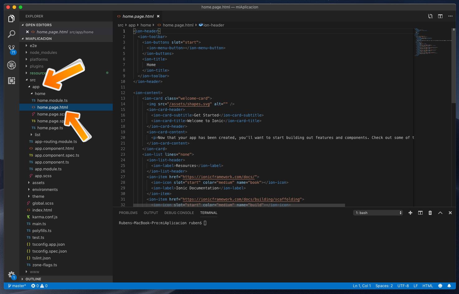 Visual Studio - Seleccionar Archivo
