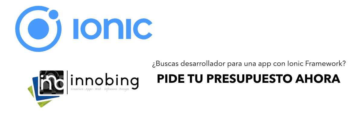 Ionic Framework Innobing