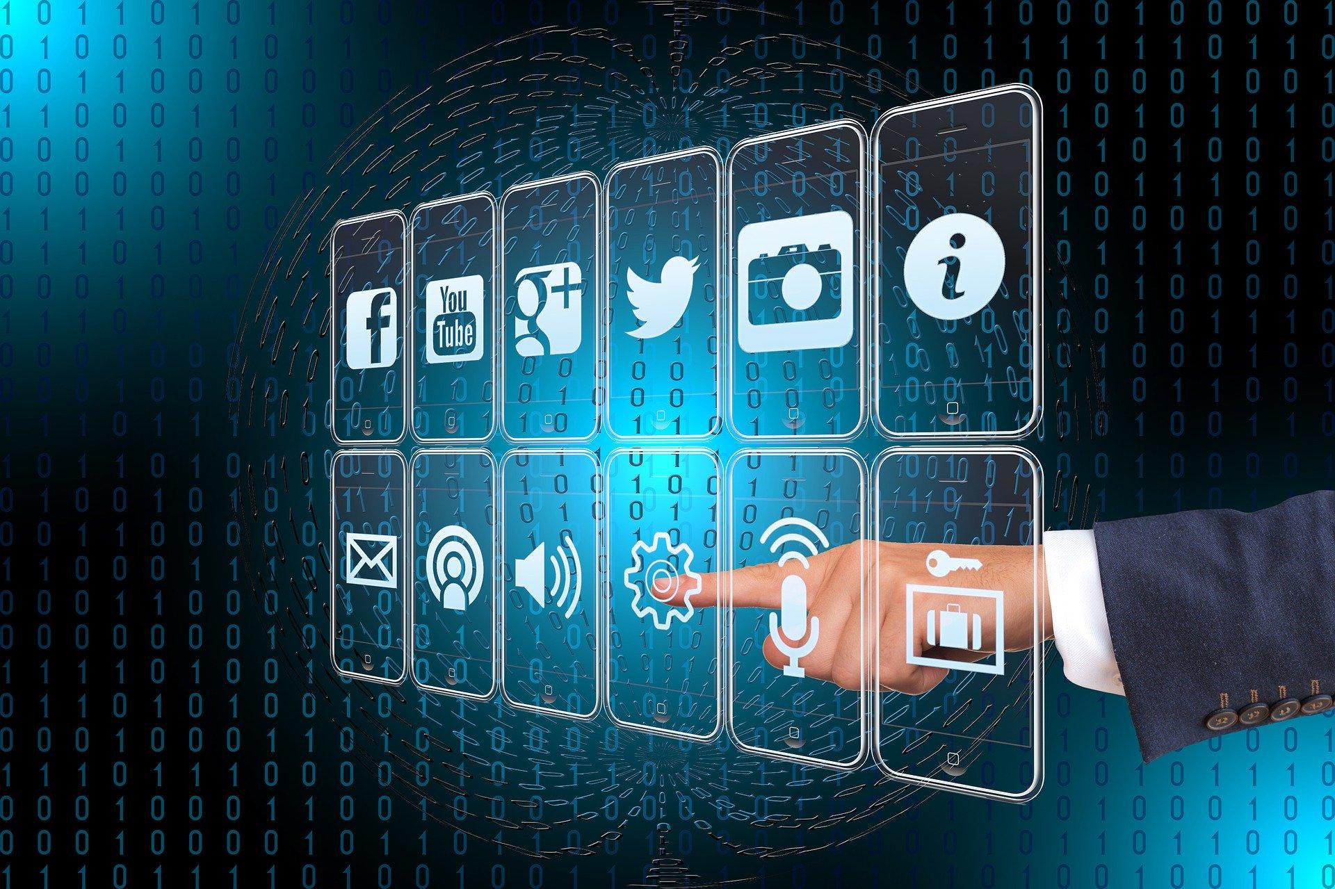 digitalización y transformación digital app