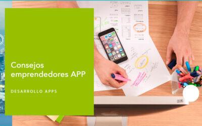 Consejos emprendedores app