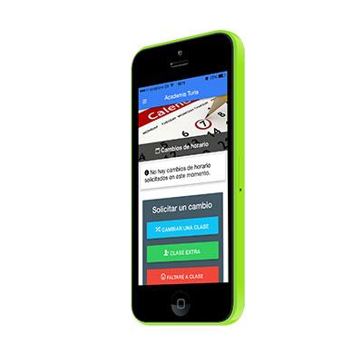 Innobing academia turia app