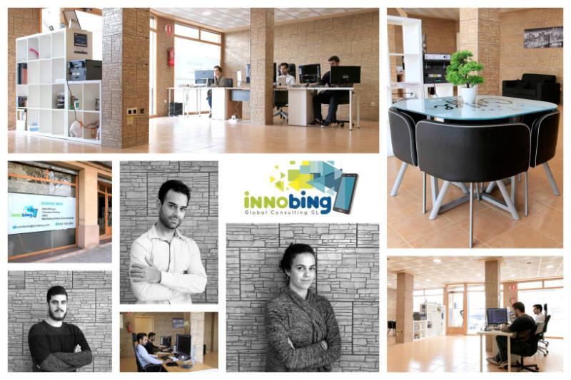 Diseño web Innobing