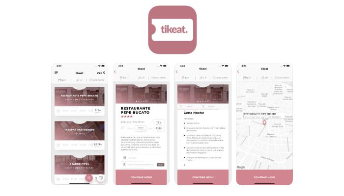 tikeat-desarrollo-app-restaurantes
