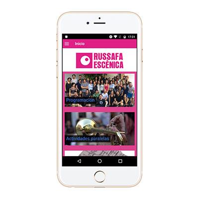 Innobing russafa app