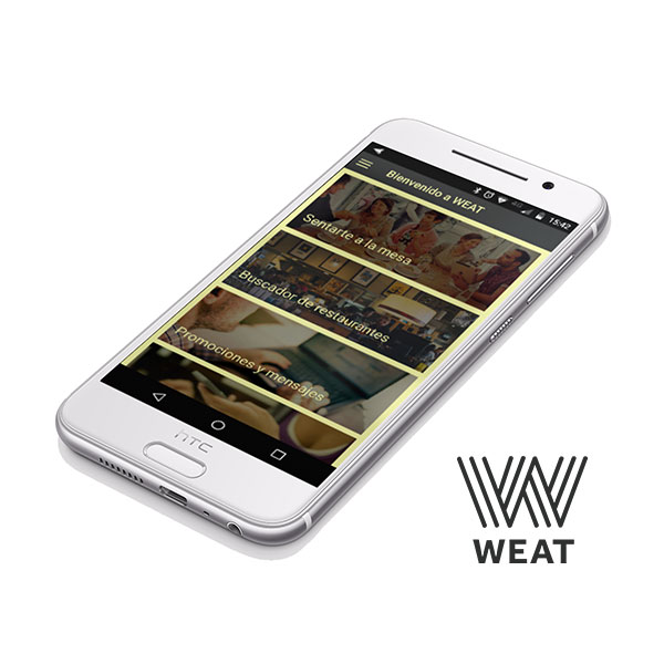 Innobing Desarrollo apps moviles: weat club